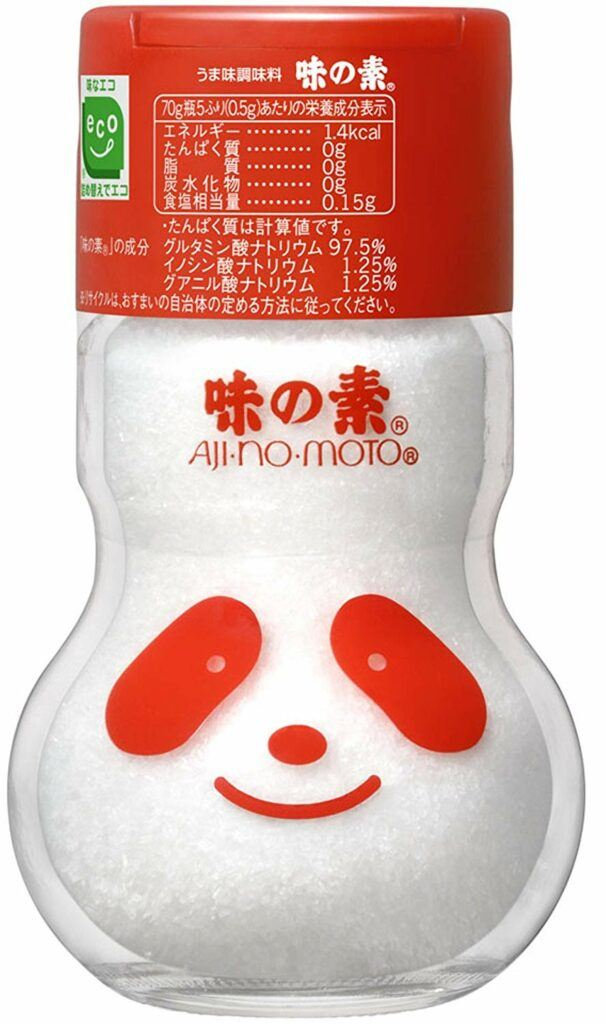 Ajinomoto Ajipanda bottle- MSG