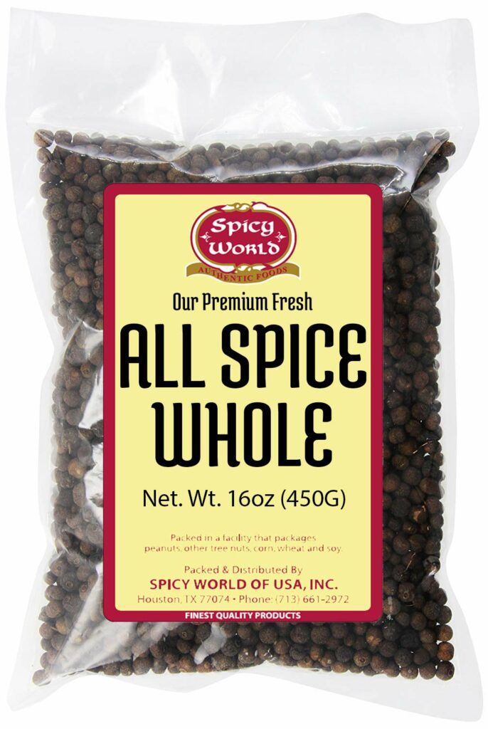 Allspice Whole Berries