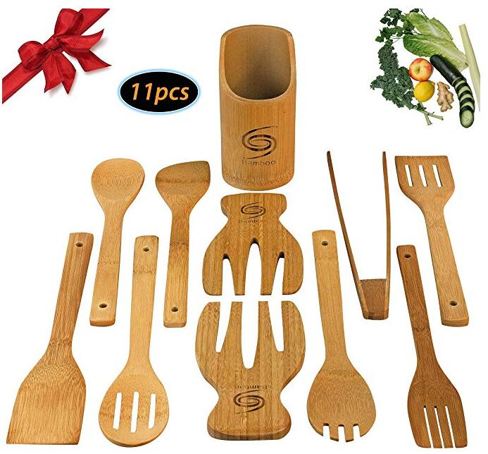 Bamboo Cooking Utensil