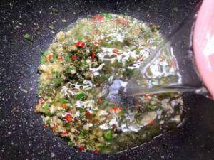 Green Sichuan Peppercorn Fish Step-9