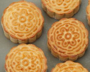Making Five-ren Mooncake Steps-25