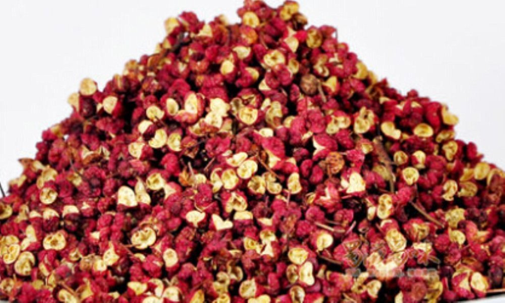 Red SiChuan Peppercorn