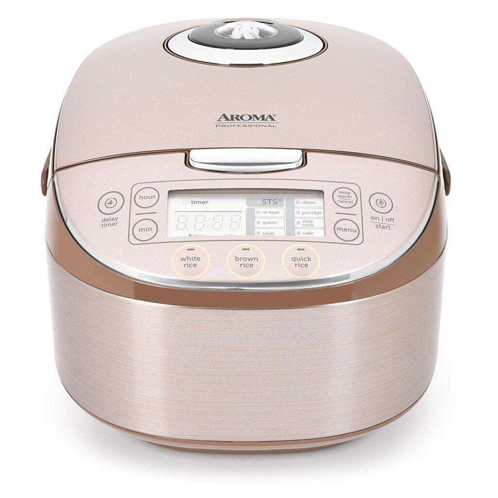 Aroma Housewares MTC-8008 Aroma Professional Rice Cooker/Multicooker