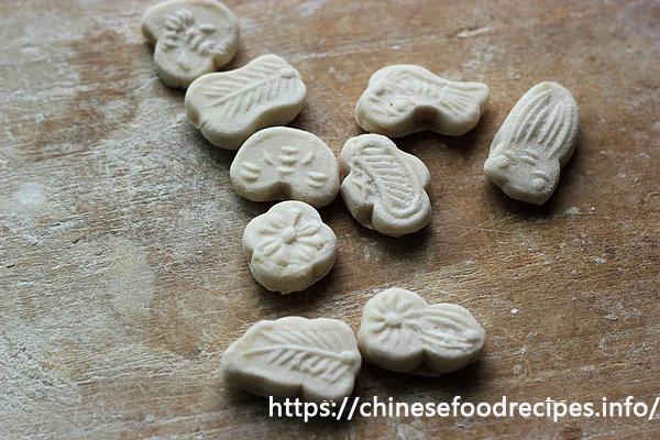 Chinese Qixi Festival Recipe 6