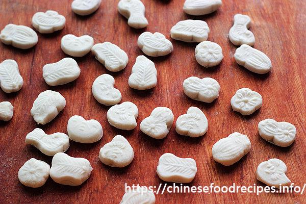 Chinese Qixi Festival Recipe 7