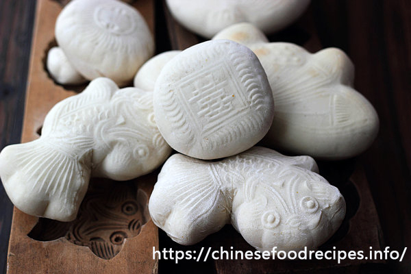 Chinese Qixi Festival Cake Recipe, 8 steps to make it 10