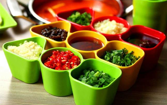 chinese hot pot dipping sauces