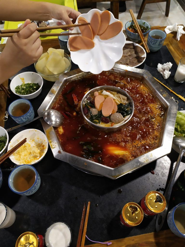 Eat Hot Pot Tips