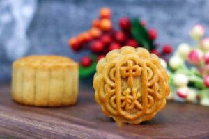 Coconut Cranberry Moon Cake Steps 27