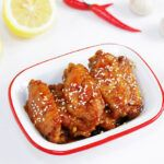 Honey Chicken Wings Recipe