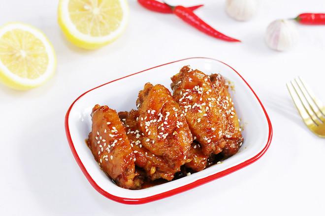 Honey Chicken Wings Recipe