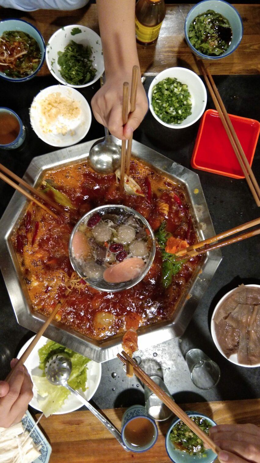 Chengdu Eat Hot Pot Tips 1
