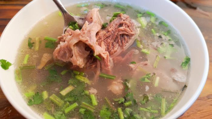 Mutton Soup Make Steps 5