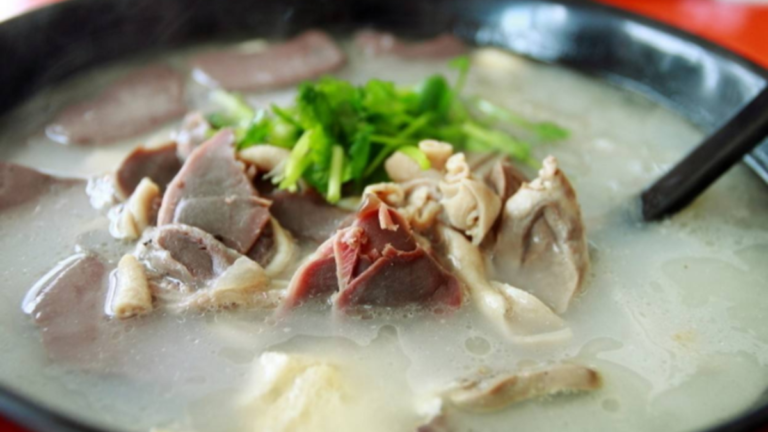 Best 1 winter solstice mutton soup recipe